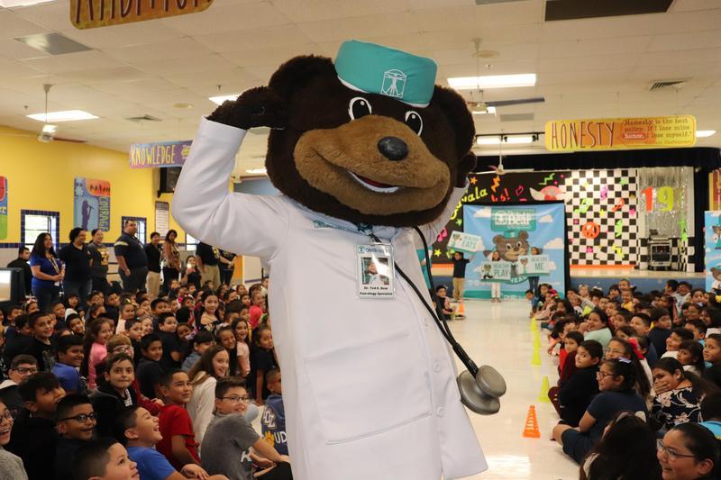 Dr. Ted E Bear