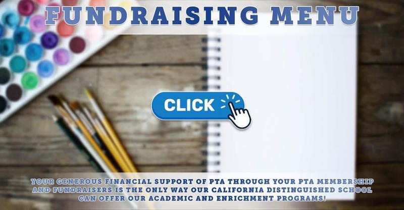 Fundraising Menu (2020-2021)
