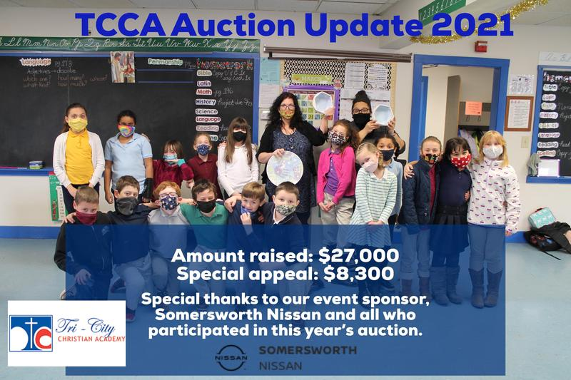 Auction Update 2021 Featured Photo