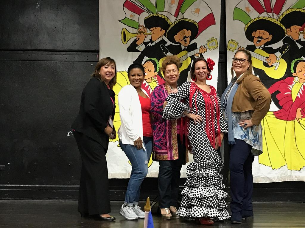 mrs. martinetti, mrs. vanderhorst, ms. gonzalez, ms. villareal, and ms. serret