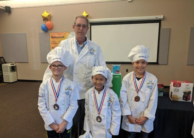 Easterbrook Discovery Student Wins District  Future Chef Competition Thumbnail Image