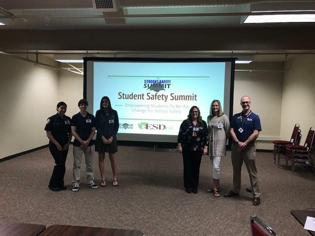 Students attend Safety Summit