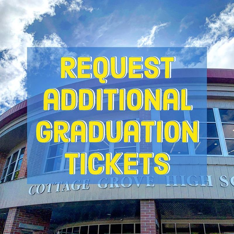 Graduation: Additional Tickets Drawing Featured Photo