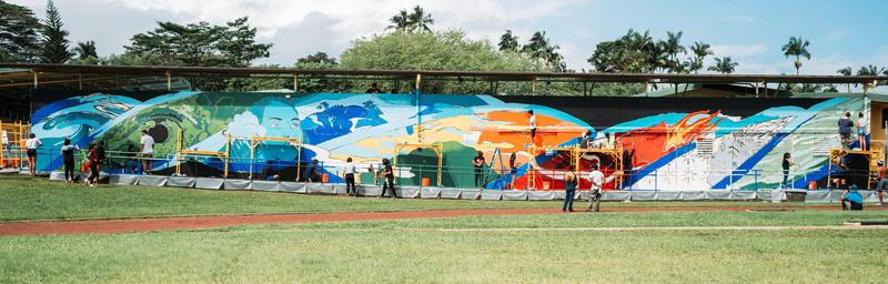 Video: Mele Murals Unveiling Ceremony (11/4/2019) Featured Photo
