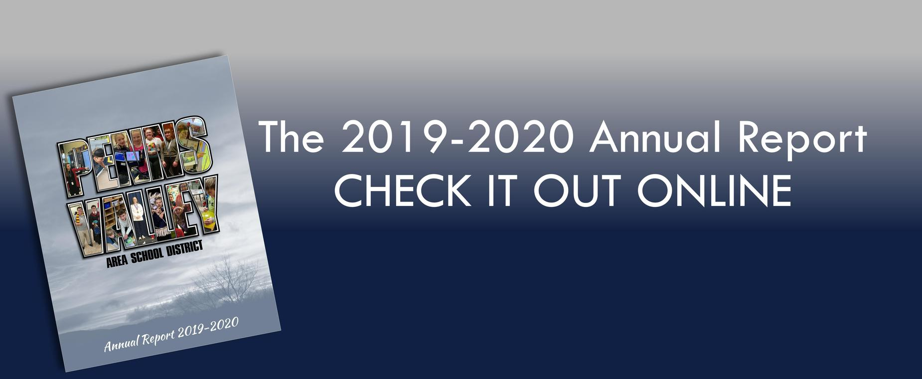 The 2019-20 Annual Report is now available
