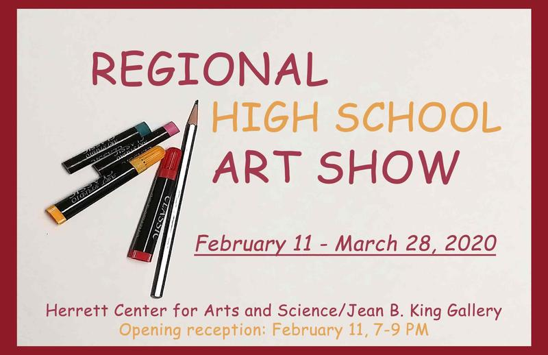 Students Invited to Regional High School Art Show at Herrett's Featured Photo