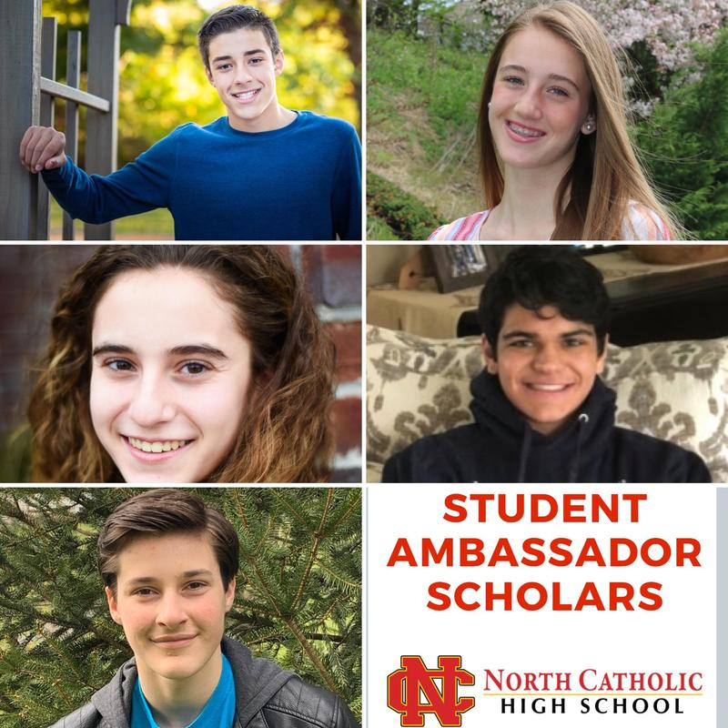 North Catholic Student Ambassador Scholar Program