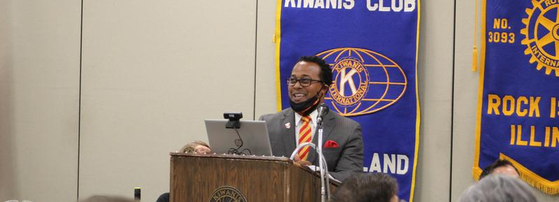 Superintendent Dr. Lawrence Gives State of Schools Address Featured Photo
