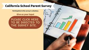 Link to California School Parent Survey