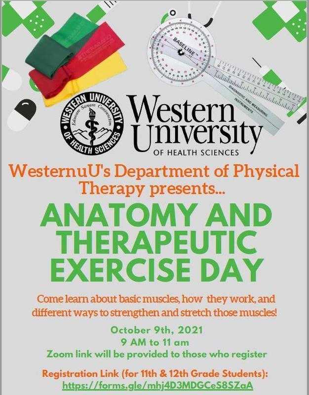 WesternU PT day