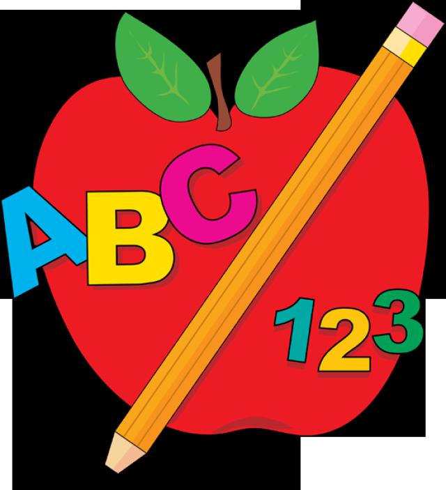 Apple clip art image