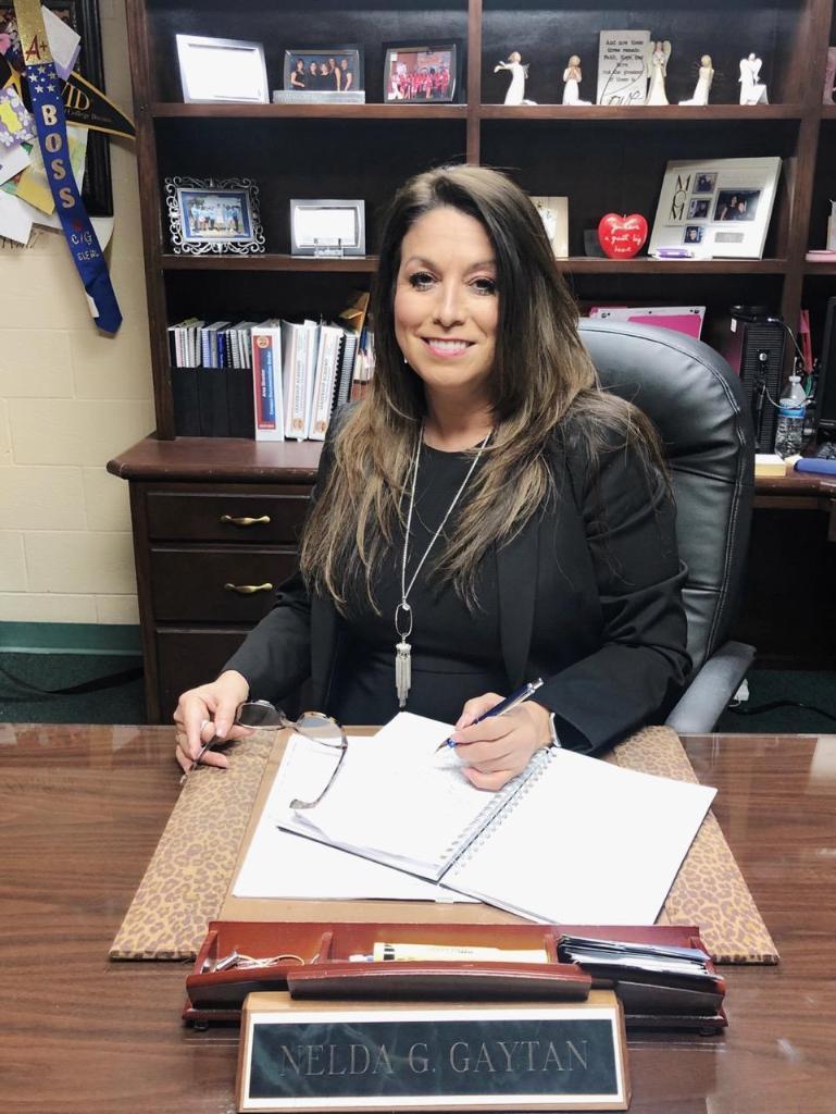 Ms. Nelda Gaytan, Principal