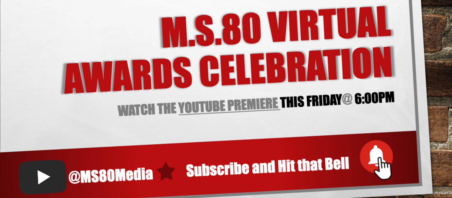 Awards Celebration banner