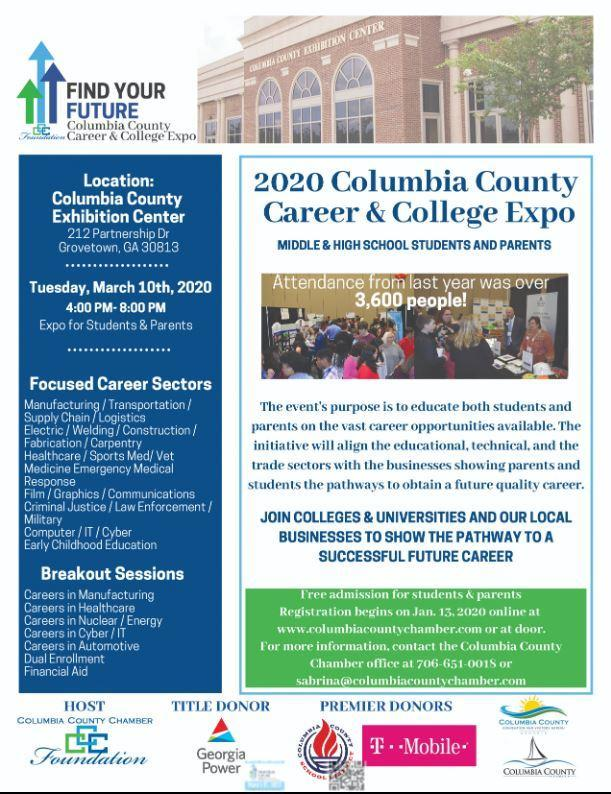 College and Career Expo