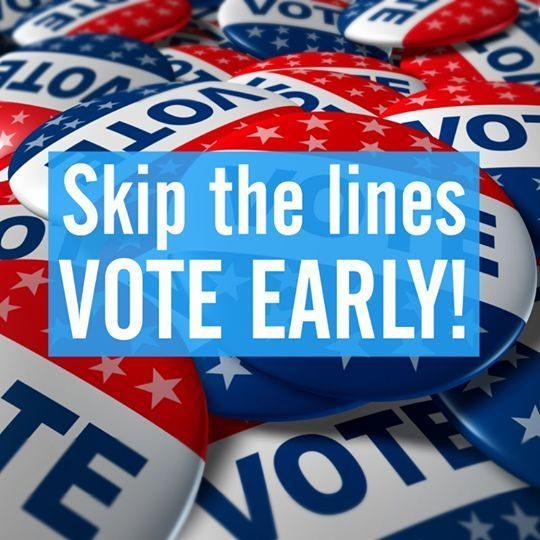 Early Voting Information Thumbnail Image