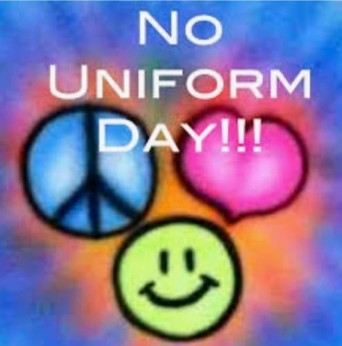 No Uniform Monday Featured Photo