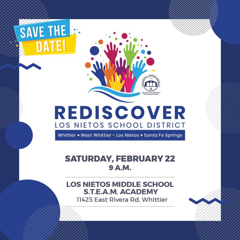 Rediscover Los Nietos SD event! Featured Photo