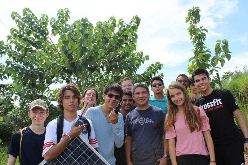 ISP Students Awarded AASSA Global Citizenship Award Featured Photo