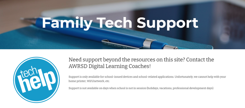 Family Tech Help Site Featured Photo