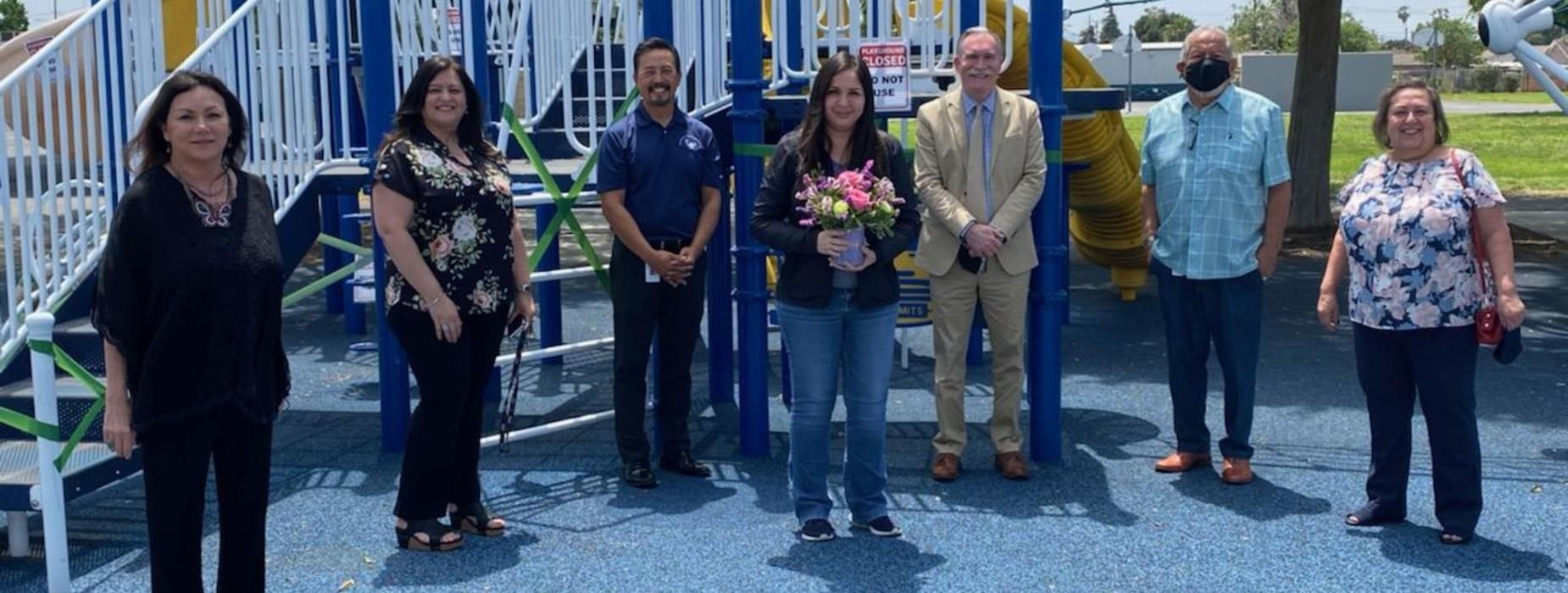 District Teacher of the Year