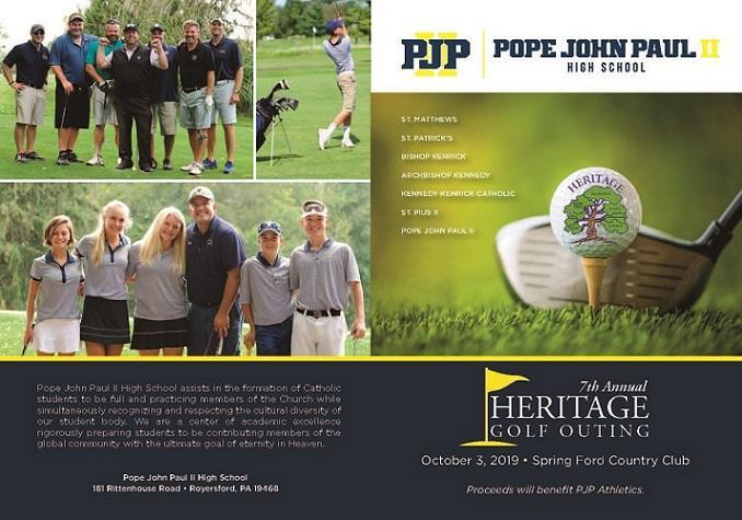 7TH ANNUAL HERITAGE GOLF OUTING