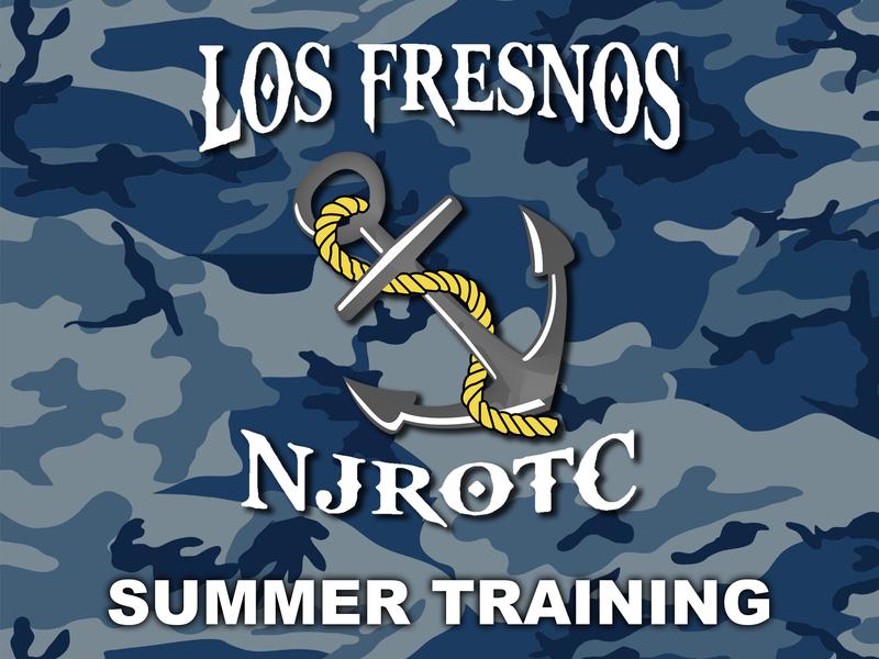 NJROTC Summer Training
