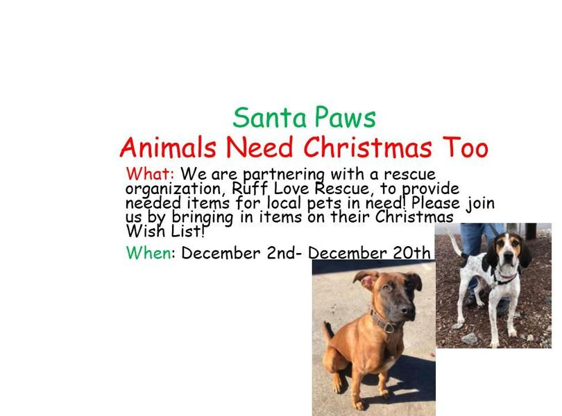 Ruff Love Pet supply collection service project