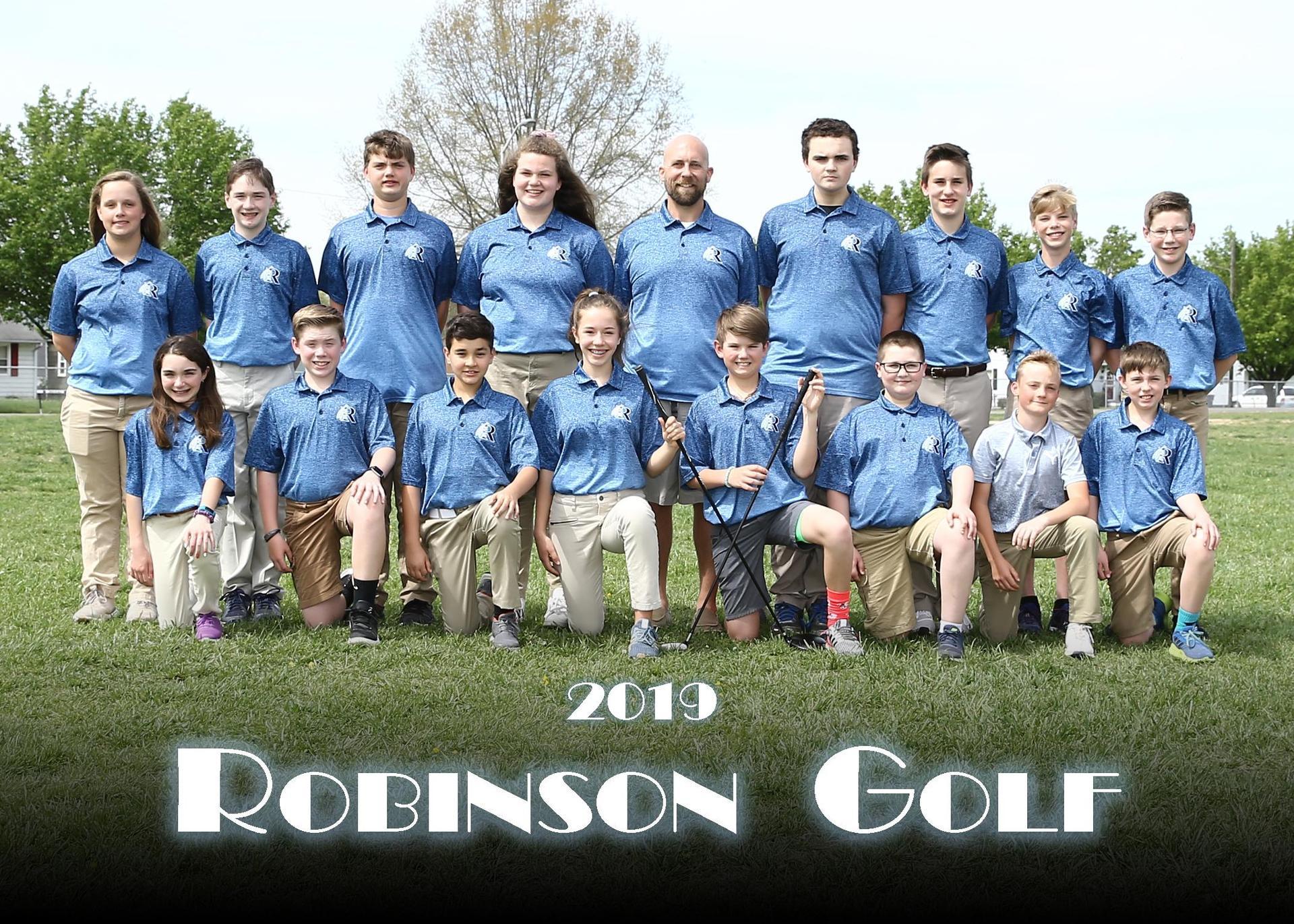 RNR Golf