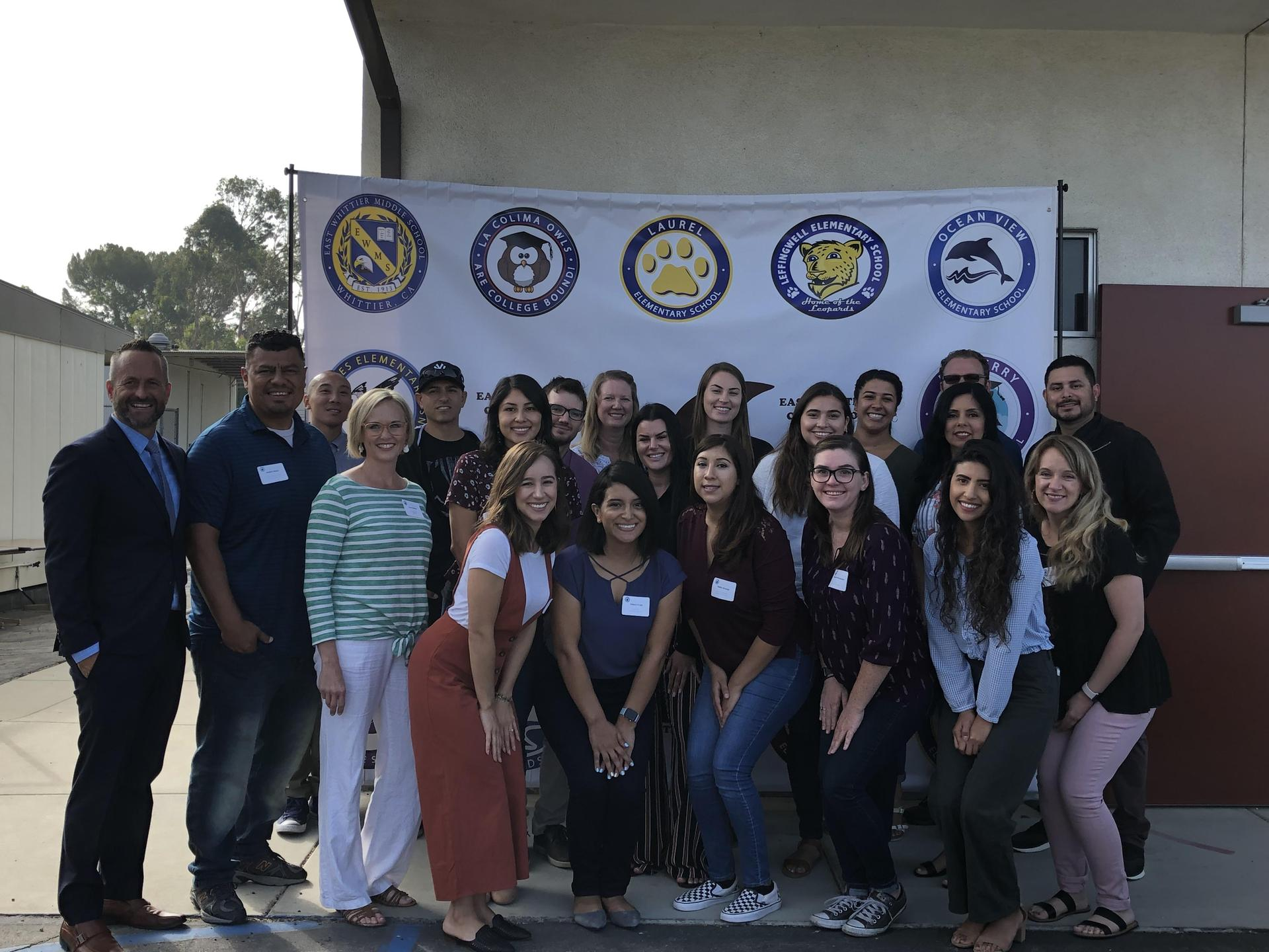EWCSD's New Teachers!