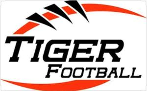 Tiger Football Logo