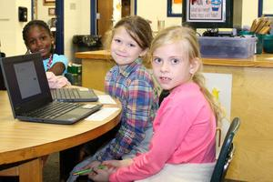 Lexington Three Expands 1:1 Technology Initiative To First Graders