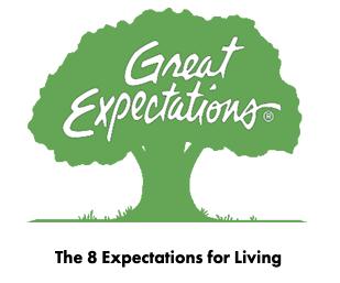 The Great Expectations Tree Logo