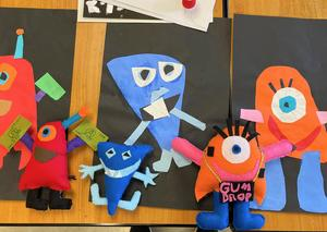 CLHS plushies