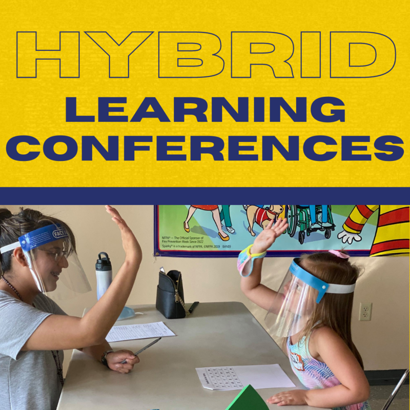 Hybrid Learning Conferences