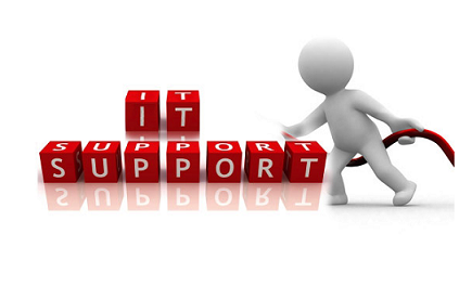 IT SUPPORT PIC