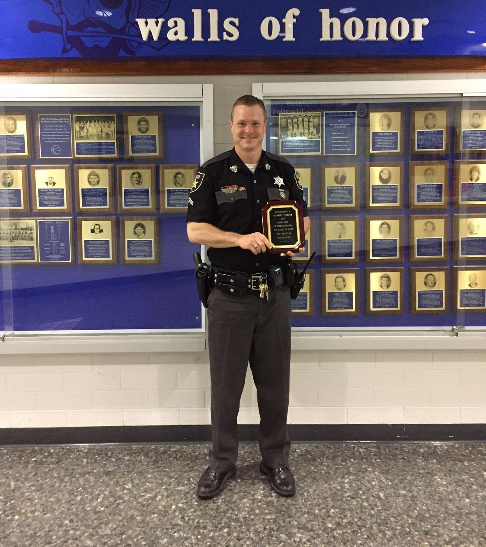 Officer Rocky Hebb
