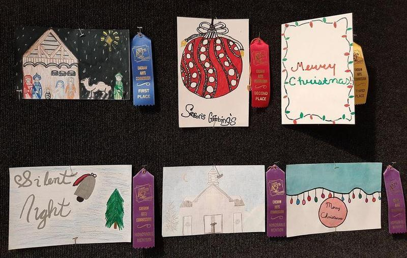 Christmas Card Contest Featured Photo