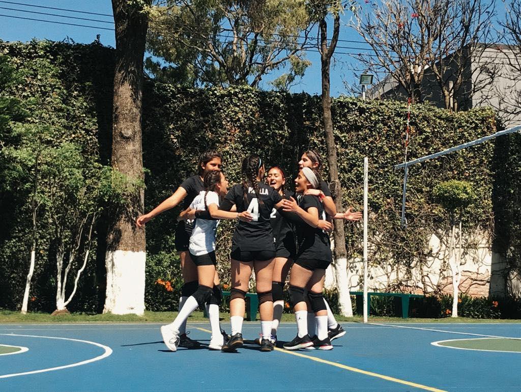 Intercuam de Básquetbol y Voleibol