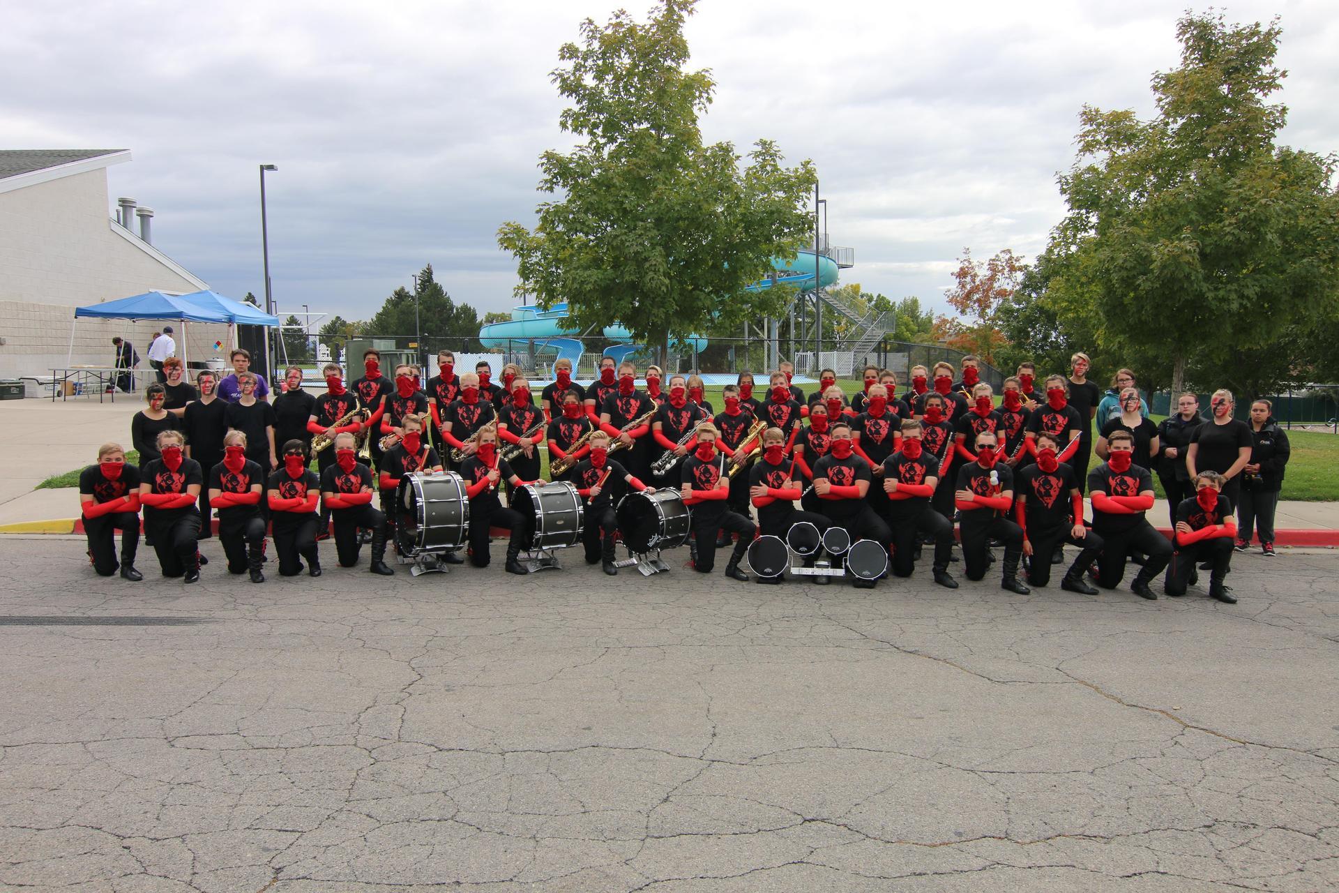 Buffalo Brigade