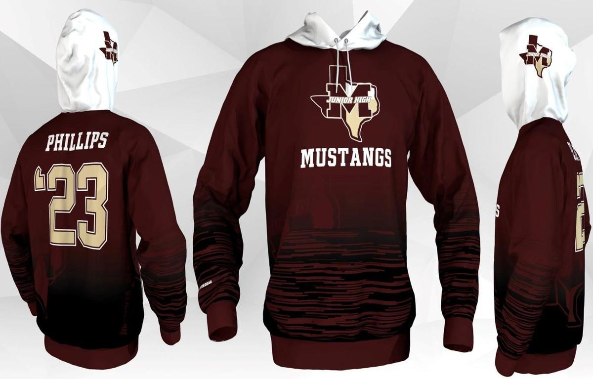 Mustangs Hoodie