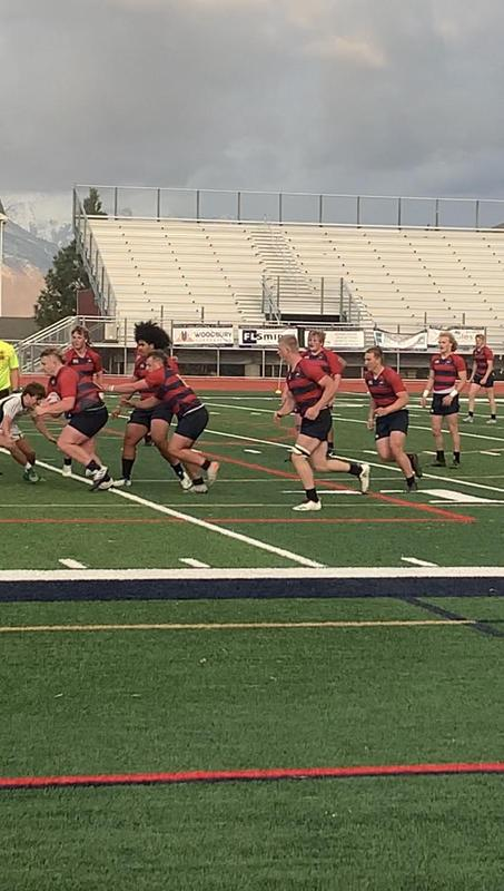 #1 Ranked Rugby Team in the Nation HHS