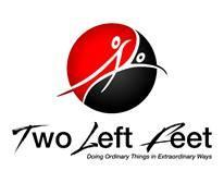 Two Left Feet Logo