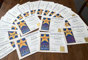 TSPRA Certificates