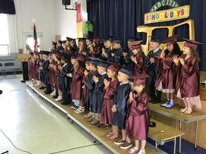 2019 RB Kindergarten Graduation