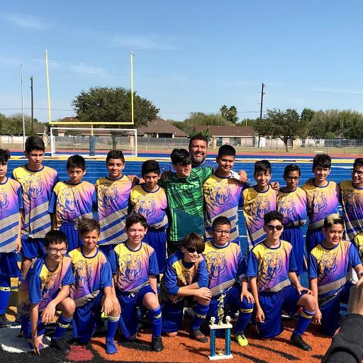 Seventh Grade Soccer Team is Triumphant in Tournament Thumbnail Image