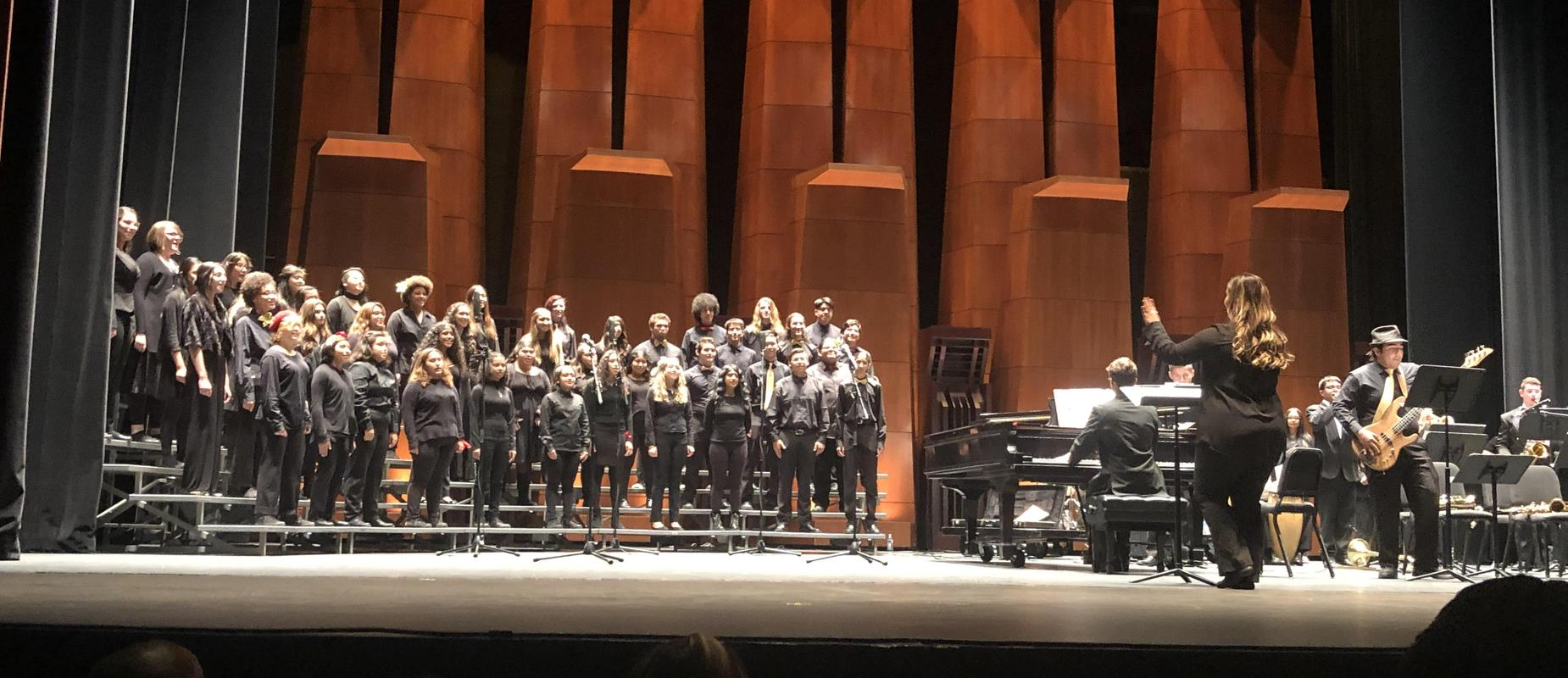 2018 Winter Concert at California Center for the Arts