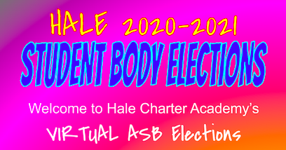 Hale ASB Elections Featured Photo