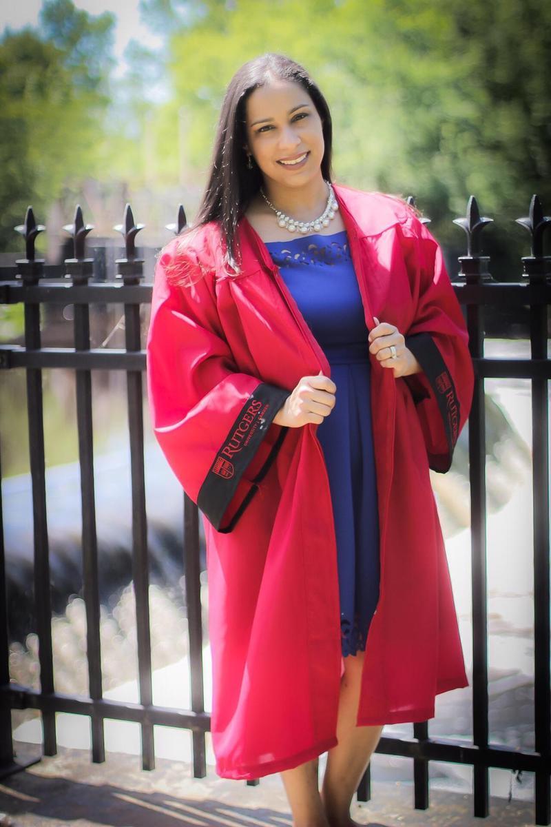 Wendy Graduation