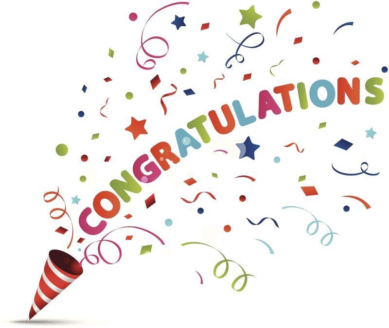 Congratulations! image