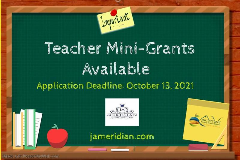JA Teacher Mini-Grants Graphic